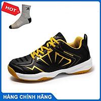 Giày cầu lông  BENDU B2102 chính hãng dành cho nam và nữ, mẫu mới có 4 màu lựa chọn  - Tặng tất thể thao Bendu