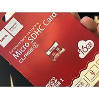 THẺ NHỚ MICRO SD HOCO - CLASS 10 - XANH BIỂN(64GB), VÀNG(32GB), ĐỎ(16GB)- HÀNG CHÍNH HÃNG