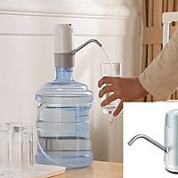 Bơm uống nước tự động bình to- Bơm hút nước bình nước - Bơm nước mini có sạc - Bơm nước uống bình nước to đóng sẵn