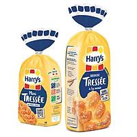 Combo bánh mì hoa cúc Pháp Harrys 210g và bánh mì hoa cúc 500g