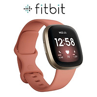 Đồng hồ thông minh Fitbit Versa 3 - Hàng Chính Hãng