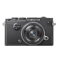 Máy Ảnh Olympus PEN-F + Lens Kit 17mm F/1.8 (Đen) - Hàng Chính Hãng