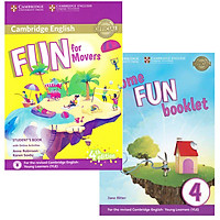 Fun for Movers SB w Home Fun & Online Activities