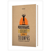 PCS-14-Sổ Notebook-Perseverance, Secret Of All Triumphs