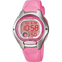 Đồng hồ nữ dây nhựa Casio LW-200-4BVDF