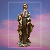 Tượng Thánh Giuse Hoa Huệ Beconi 50 cm