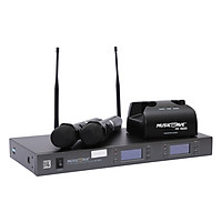Bộ micro không dây Music Wave HS-1600i New – Hàng Chính Hãng