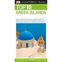 DK Eyewitness Top 10 Greek Islands