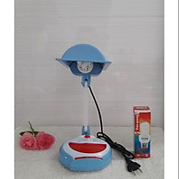 Combo đèn bàn học Doraemon và bóng compact 14W Điện Quang