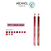 Kẻ viền môi Arcancil Lip Liner Lip Contour Pencil Ultra Precise Line 1.1gr