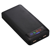Power Bank Battery Charger Durable Fast Charging Flashlight Supplies Outdoor