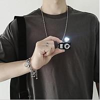 Vòng cổ dây chuyền nam máy chụp hình
