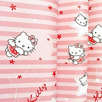Combo 5m Decal Dán Tường Hello Kitty DTL 17 Binbin (60 x 500 cm)