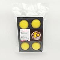 (Chỉ giao HN) Bánh bao kim sa trứng muối tan chảy - Khay 300g