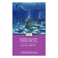 20,000 Leagues Under the Sea (Enriched Classics)