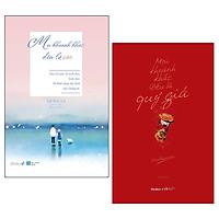 Combo Mọi Khoảnh Khắc Đều Là Quý Giá + Mọi Khoảnh Khắc Đều Là Em - Tặng Kèm Đai Sách + 1 Móc Khóa + 3 Postcard (Bộ 2 Cuốn)