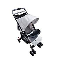 Xe Đẩy Trẻ Em Hai Chiều Gluck Baby C8M - Xám