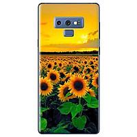 Ốp Lưng Dành Cho Samsung Galaxy Note 9 - Hoa Hướng Dương