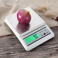 Cân điện tử nhà bếp, cân bột bánh, thực phẩm  màn hình hiển thị rõ ràng, tốc độ xử lý nhanh M20L (  TẢI TRỌNG 3KG VÀ 10KG - Tặng đèn pin cơ thân thiện môi trường ngẫu nhiên )