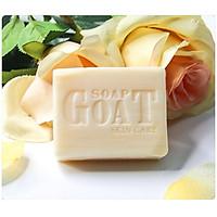 Goats Milk Bath Soap Face Body Whitening Cleansing Skin Care Handmade Soaps