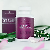 Thực phẩm bảo vệ sức khỏe ZLove - se khít tức thì, tăng nội tiết tố cho phụ nữ - liệu trình 3 hộp