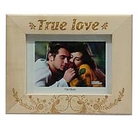Khung Hình 13x18 Khắc Laser - Mẫu 3 - True Love