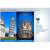 Universal Kit Phone Camera 8X Lens Zoom Telephoto Lenses Telescope with Clip Mobile Tripod Phone Holder for Cell Phone