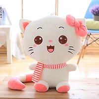 Gấu bông mèo tiểu thư TNB173 50cm (Mẫu 5, màu hồng)