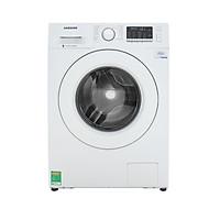 Máy giặt Samsung Inverter 8 kg WW80J52G0KW/SV - Hàng Chính Hãng