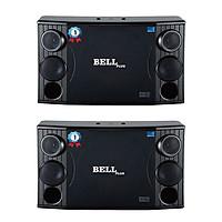 Loa karaoke và nghe nhạc CSD - 2000SE BellPlus (hàng chính hãng) 1 cặp