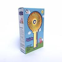 Quạt Mini Cầm Tay Chạy Pin Sạc - Mini Folding Fan