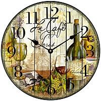 Đồng hồ treo tường phong cách cổ MS 68