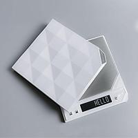 Cân điện tử Brewista X series - Màu trắng