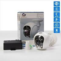 Camera IP Quan Sát FULL HD Trong Nhà Cố Định, Model CC5021 2.0Mpx 1920*1080P, Góc Nhìn Cực Rộng, Có Đàm Thoại 2 Chiều - Chính Hãng