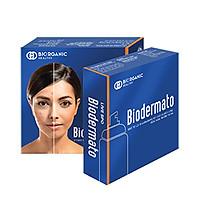 Livespo Biodermato - Bào tử lợi khuẩn dạng xịt cho da kích ứng, viêm, nấm, nhiễm trùng (3 tỷ lợi khuẩn sống dành cho da mụn mủ, mụn bọc, mụn cám,viêm da và người dị ứng kem trộn, kem lột da)