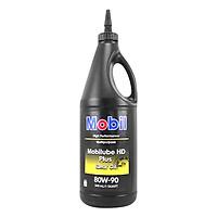 Nhớt Hộp Số Mobilube Hd Plus Gear Oil 80W90  (946ml)