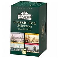 Bộ sưu tập trà đen AHMAD Classic hộp 20 gói x 2 g