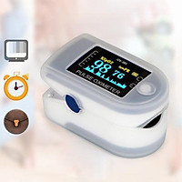 Finger Pulse Oximeter Blood Oxygen Saturation Monitor 30 -250BPM