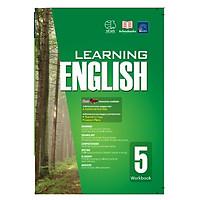 Sách: Learning English 5 - sách Học Tiếng Anh Cho trẻ