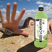 ACTIF L-CARNITINE 2000 MG  DRINK LEMON-LIME  ZERO CALORIE 12 X 700 ML
