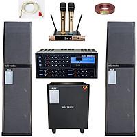 Bộ âm thanh karaoke KMS - 1506 Hải Triều (hàng chính hãng)