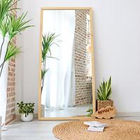 Gương Đứng Soi Toàn Thân Trang Điểm Khung Gỗ Size Khổng Lồ Brixton Mirror Nội Thất Kiểu Hàn - BEYOURs