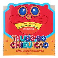 Thước Đo Chiều Cao - Bảng Chữ Cái Tiếng Việt (Trí Việt)