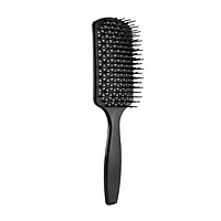 Anself Vent Brush for Quick Blow Drying Styling Detangling Hair Brush Wave Row Brush for Short Thick Tangles Curly Wet & Dry