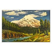 Tranh Canvas Thế Giới Tranh Đẹp Scenery-153