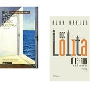 Combo 2 cuốn sách: Đọc Lolita ở Tehran + Em làm ơn im đi được không