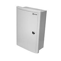 Tủ điện âm tường có khóa Roman REB3322PK bảo quản an toàn hệ thống điện + Chống va đập, chống cháy nổ cực tốt