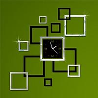 Đồng hồ trang trí treo tường sáng tạo loại nhỏ 2D-05