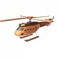 Mô hình máy bay gỗ trực thăng Mil Mi 8