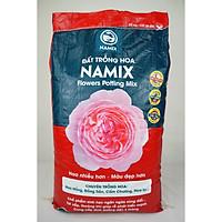 Đất trồng hoa Namix (Flowers Potting Mix) Bao 20dm3 (Lít)